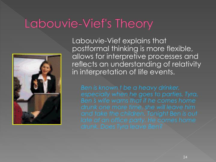Labouvie-Vief's Theory