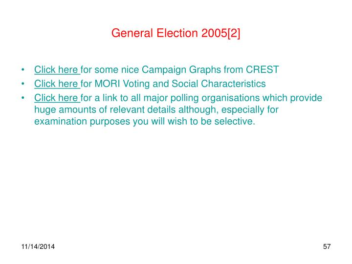General Election 2005[2]