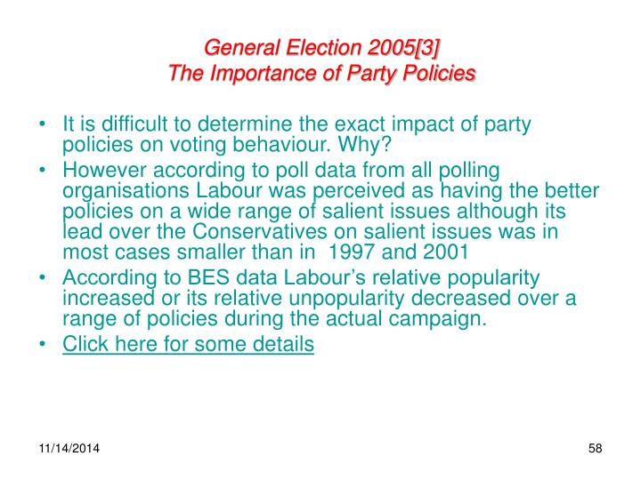General Election 2005[3]