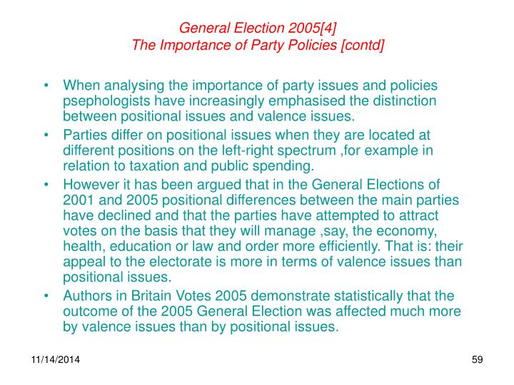 General Election 2005[4]