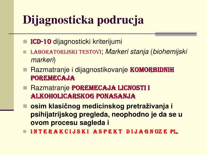 Dijagnosticka podrucja