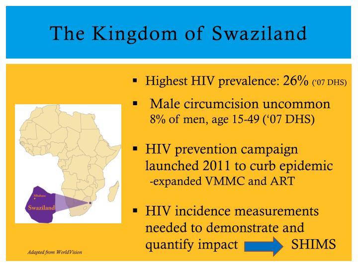 The Kingdom of Swaziland
