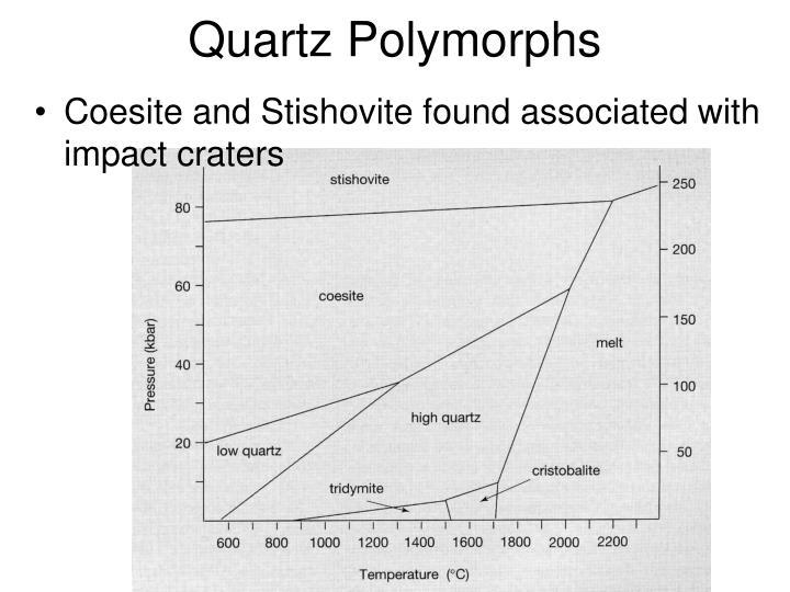 Quartz Polymorphs