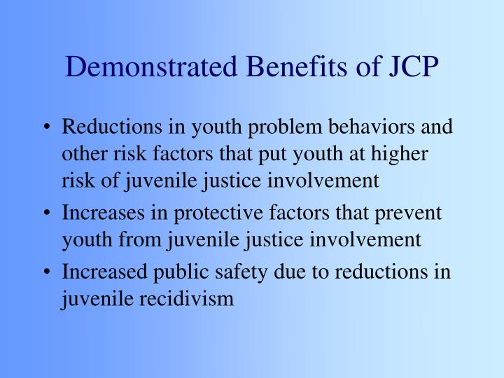 risk factor prevention paradigm youth justice 6 youth justice 8(1) a key advantage of the risk factor prevention paradigm is that it links explanation and prevention, fundamental and applied research, and scholars and practitioners.