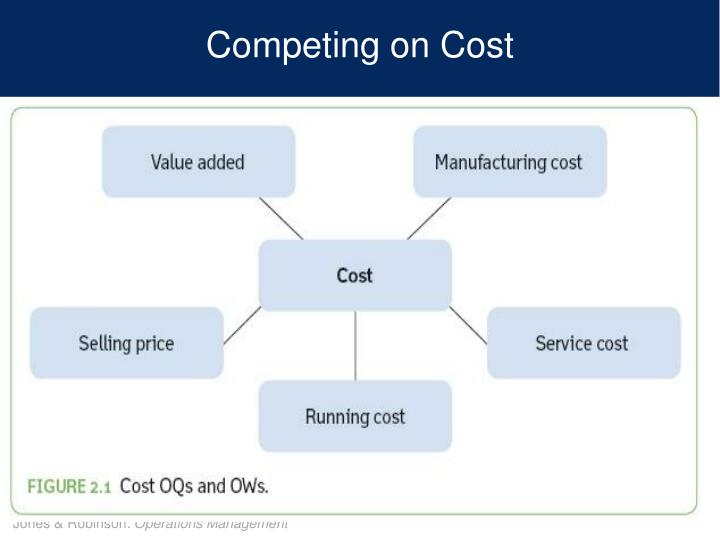 Competing on Cost