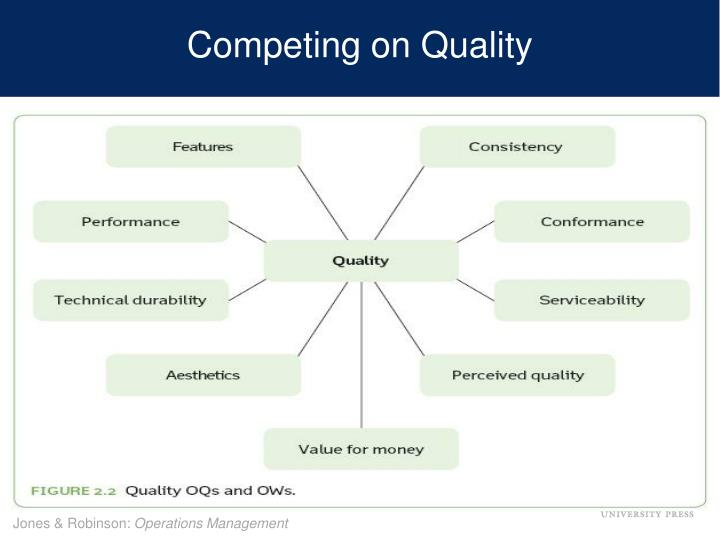 Competing on Quality