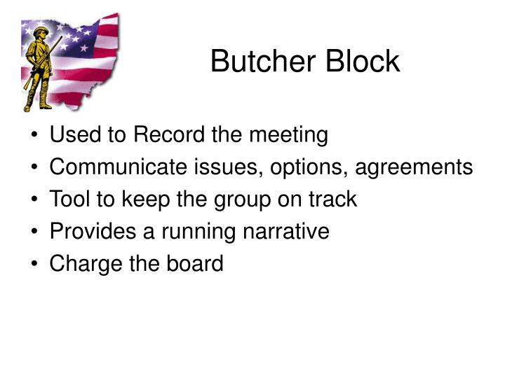 Butcher Block