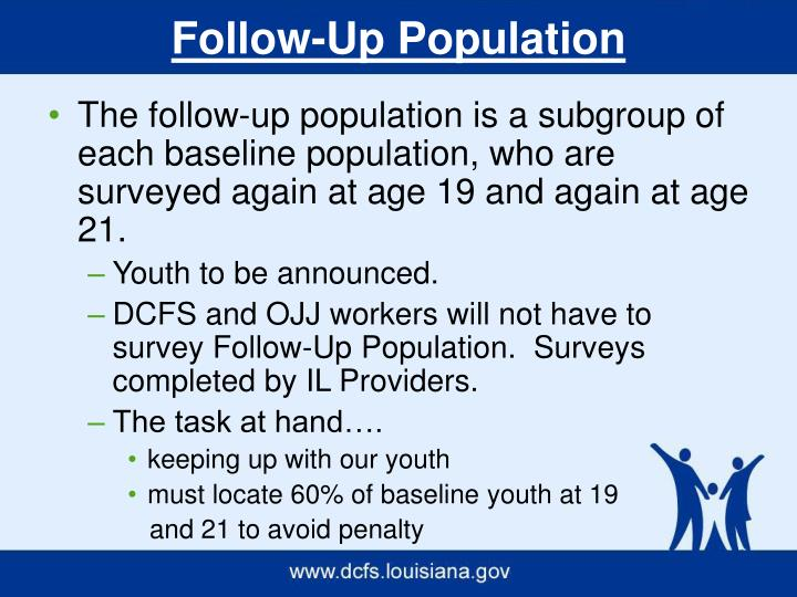 Follow-Up Population
