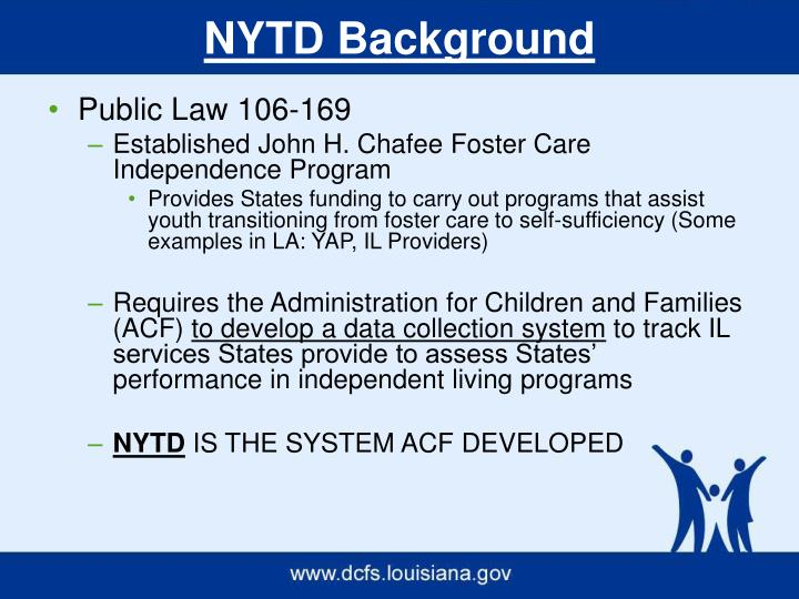 Nytd background