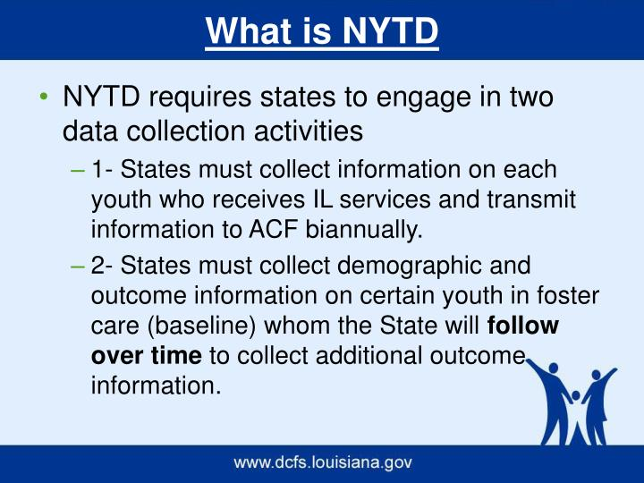 What is NYTD