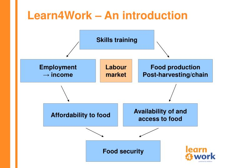 Learn4Work – An introduction
