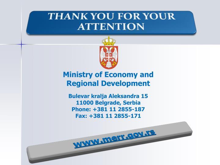www.merr.gov.rs