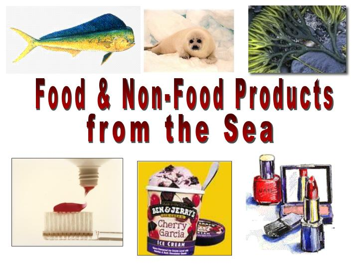 Food & Non-Food Products