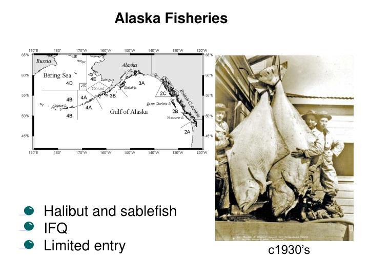 Alaska Fisheries