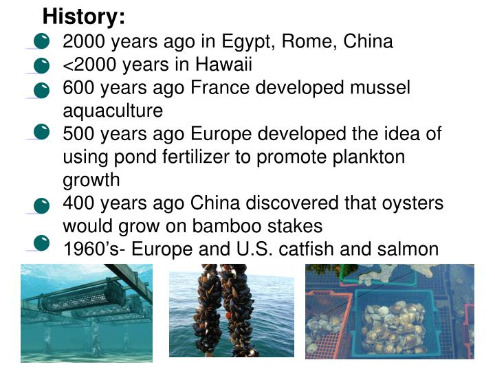 2000 years ago in Egypt, Rome, China