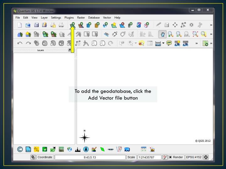 Add Vector file