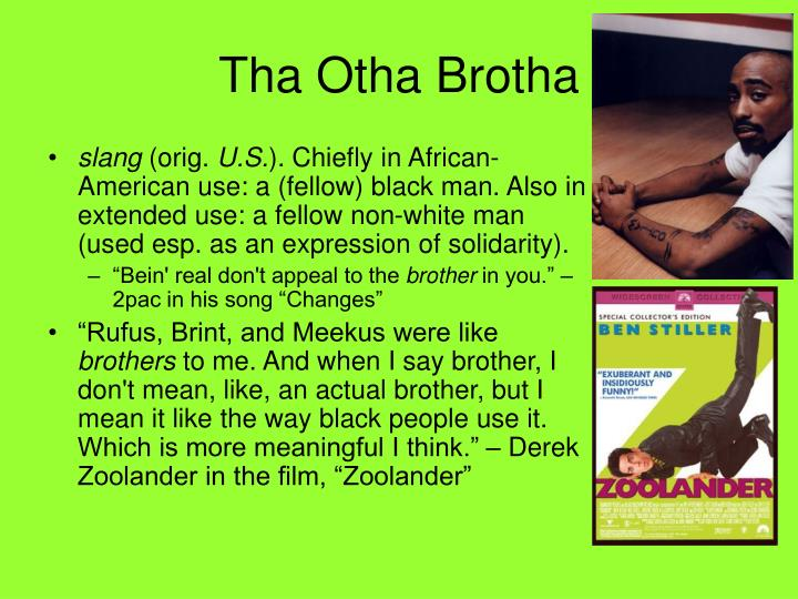 Tha Otha Brotha