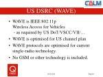us dsrc wave