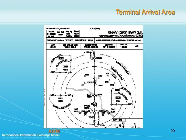 Terminal Arrival Area
