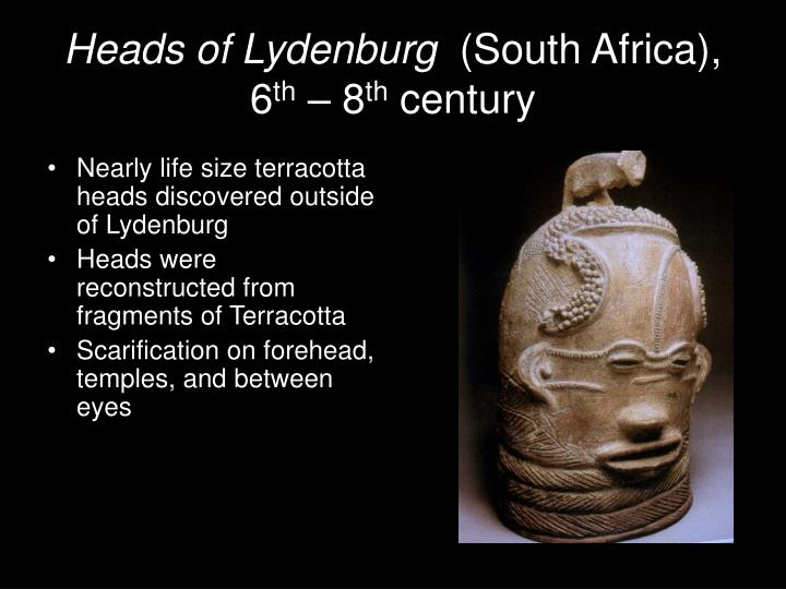 Heads of Lydenburg