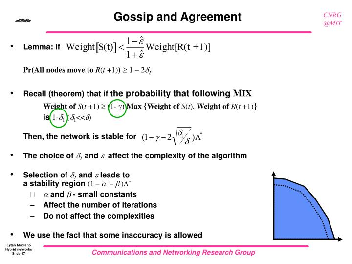 Gossip and Agreement