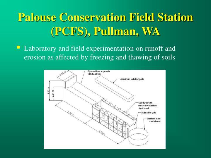 Palouse Conservation Field Station (PCFS), Pullman, WA