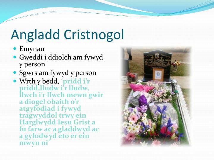 Angladd Cristnogol