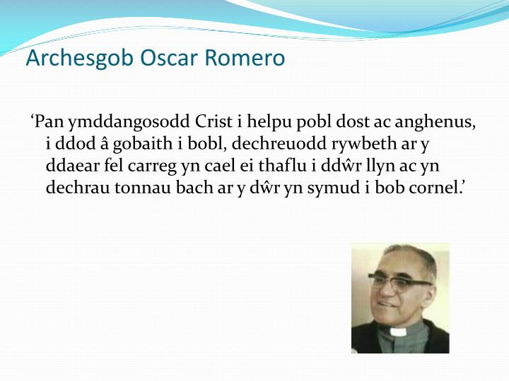Archesgob Oscar Romero