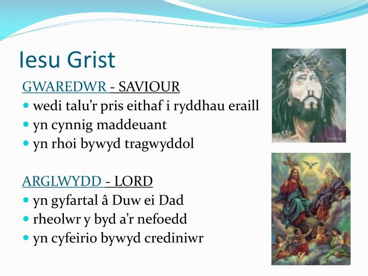 Iesu Grist