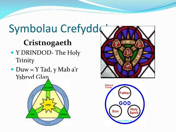 Symbolau Crefyddol