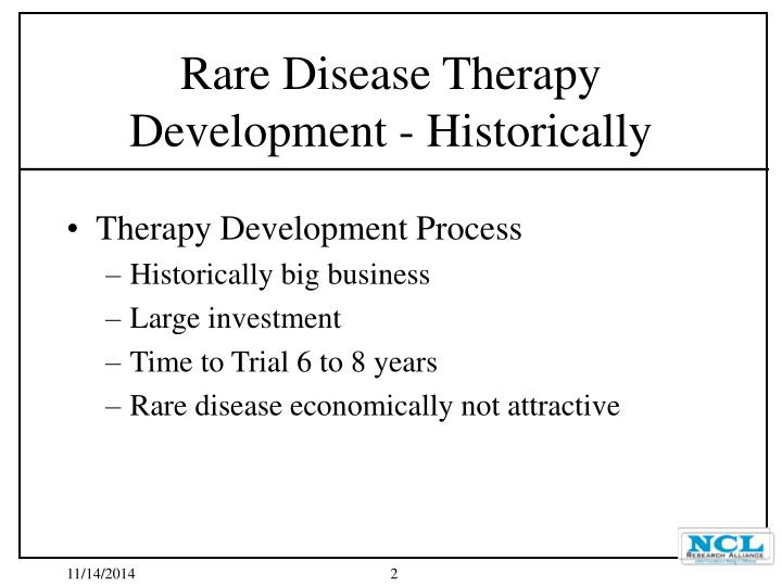 Therapy Development Process