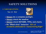 safety solutions1