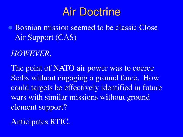 Air Doctrine