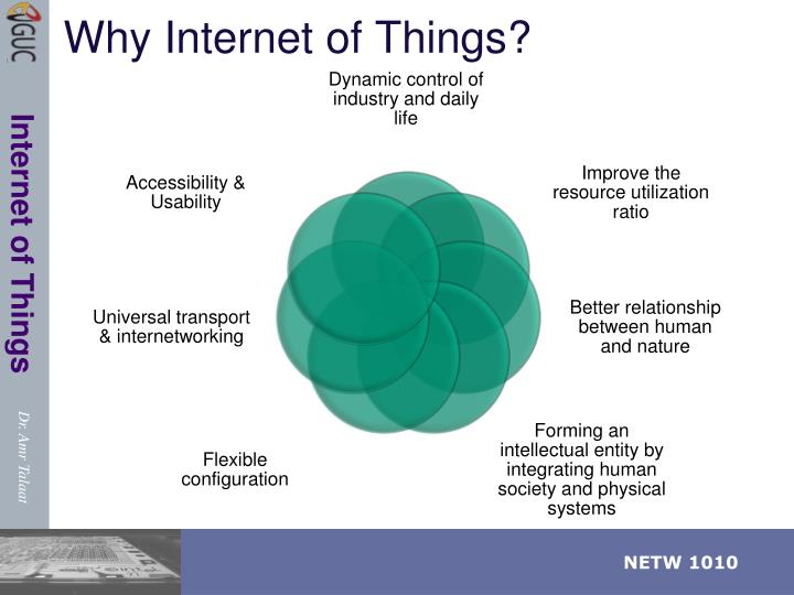 Why Internet of Things?