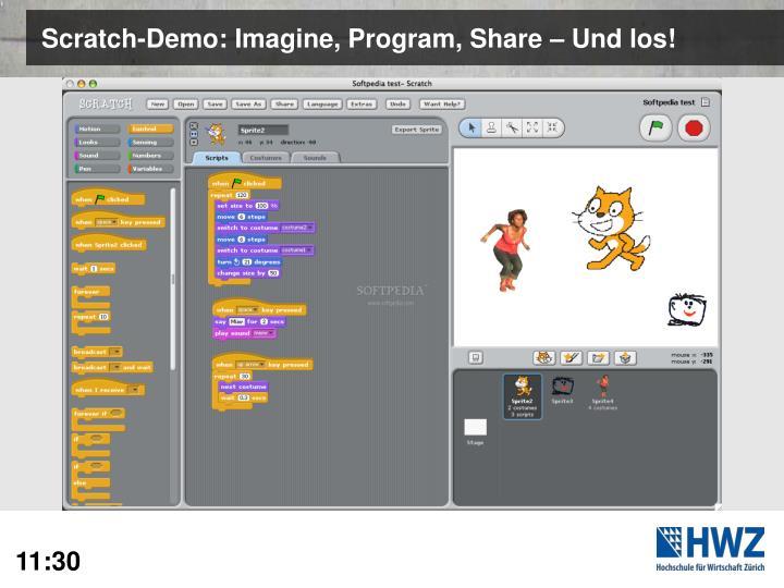 Scratch-Demo: