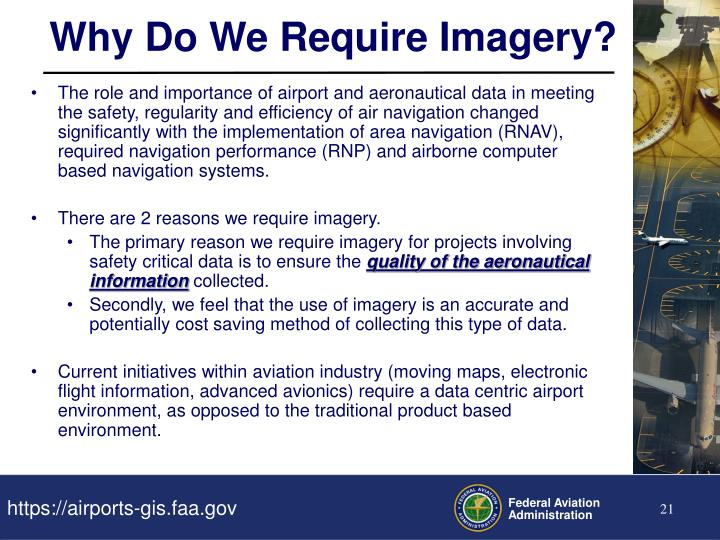 Why Do We Require Imagery?