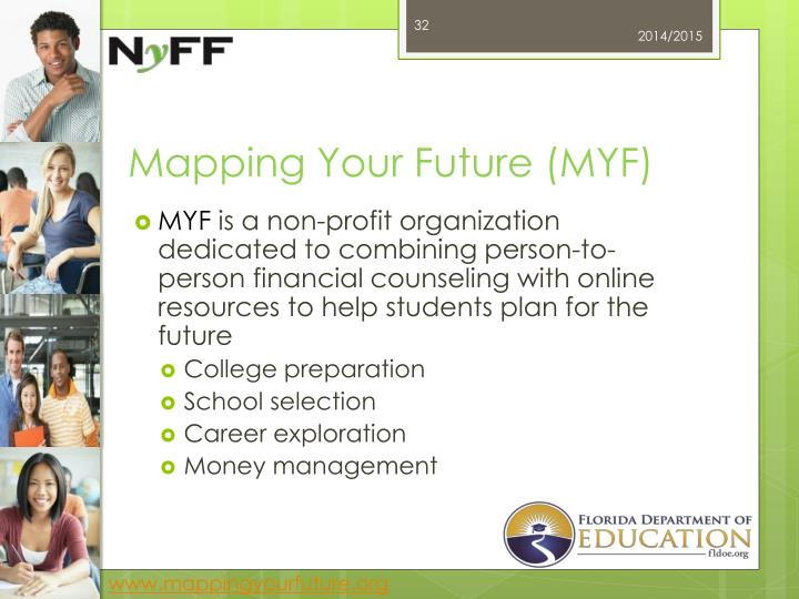Mapping Your Future (MYF)