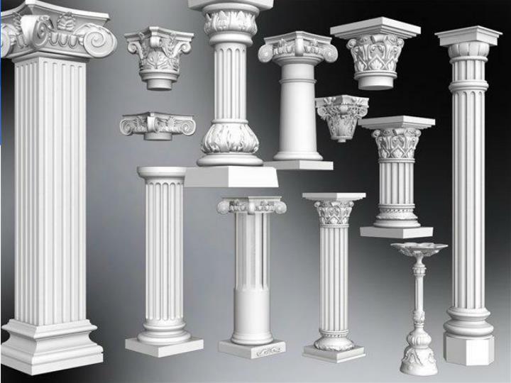 Для дорического ордера характерны  строгость форм и пропорций. Воплощал идею мужественности