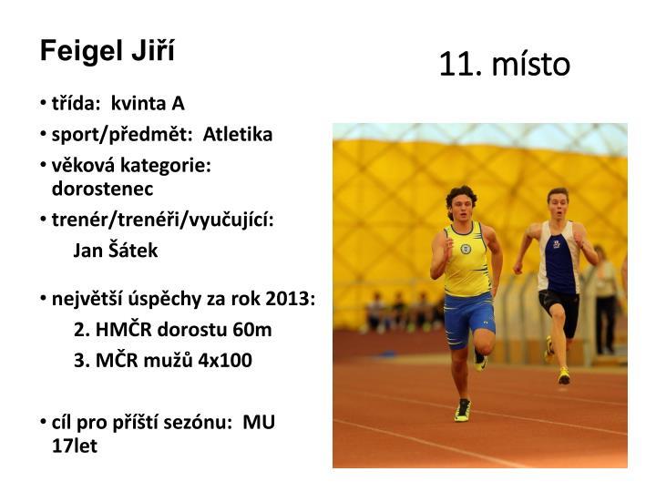 11. místo