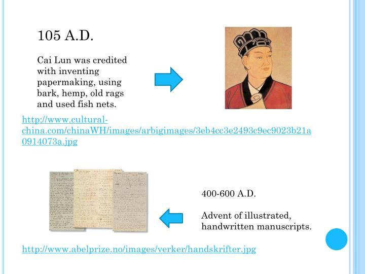 105 A.D.