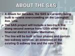 about the sas