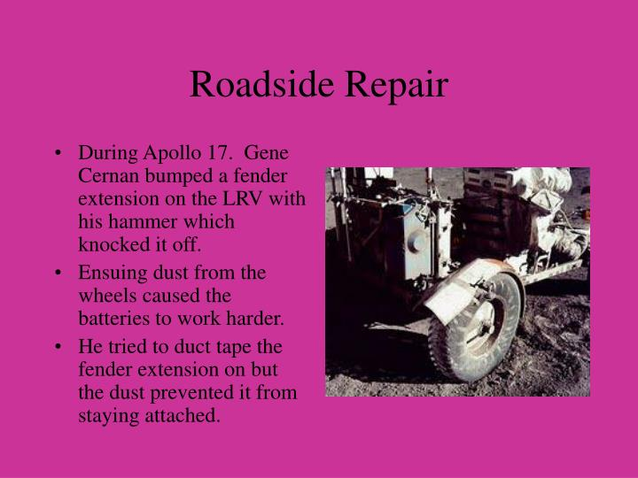 Roadside Repair