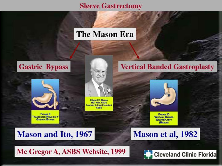 The Mason Era