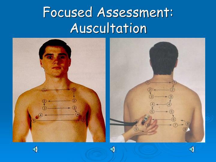 Focused Assessment: