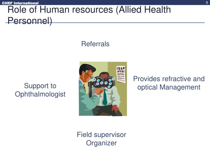 role of hr in healthcare Health care manager human resources expertise health care managers need human resource expertise because they have to strategic role for the human resources.