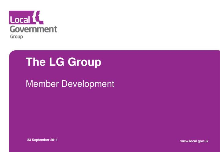 The LG Group