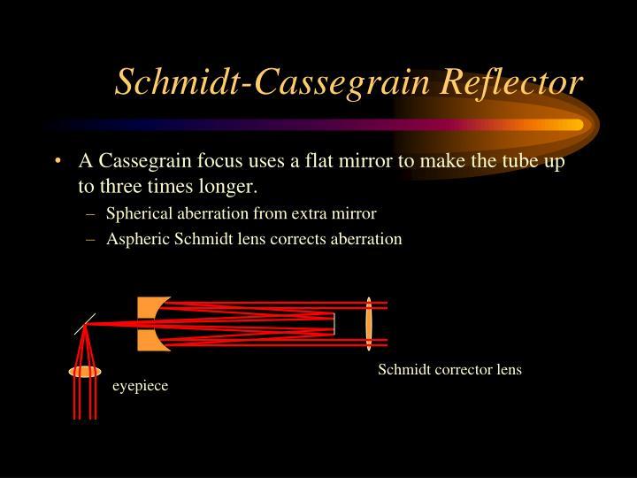 Schmidt-Cassegrain Reflector