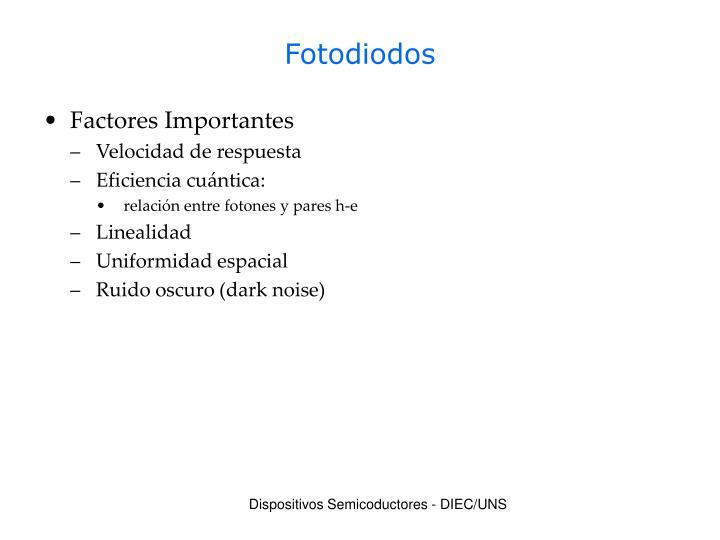 Fotodiodos