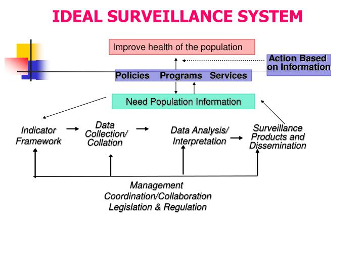 IDEAL SURVEILLANCE SYSTEM