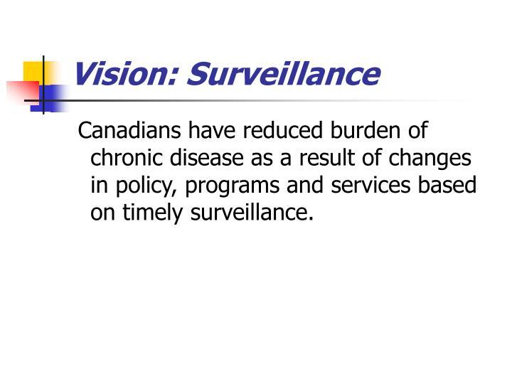 Vision: Surveillance